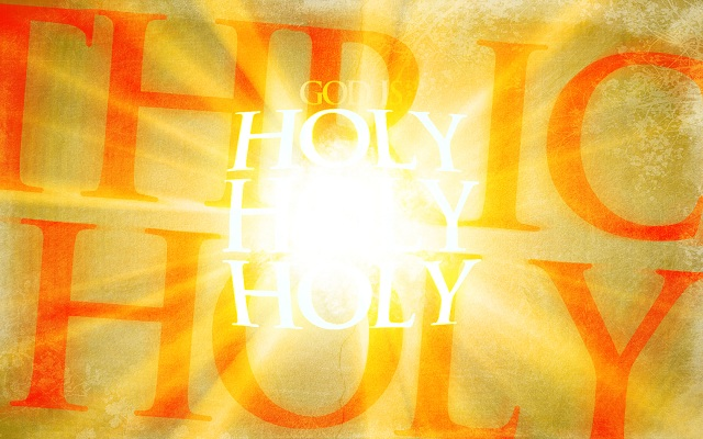 Image result for god is holy
