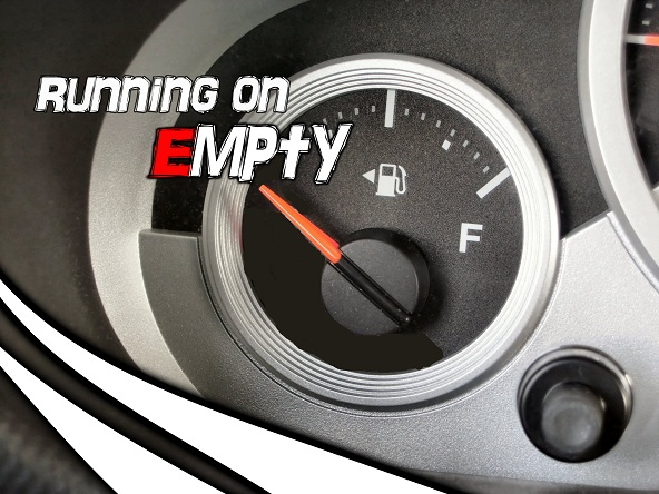 Running on Empty? Find out how to get refueled!