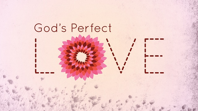 God's Perfect Love frees you to be extraordinarily you!