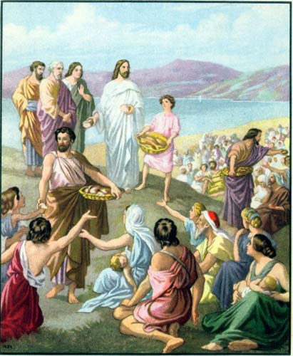 the miracles of jesus christ throughout his ministry on earth Also, the location of the events are indicated, to better follow the travels of the lord while he was on earth most of the events occurred during the approximate three-year ministry of jesus, and the following chart uses the annual passover feast to help divide up the ministry into historical segments.