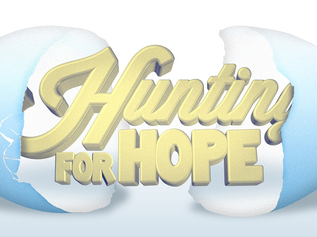 Hunting for hope?