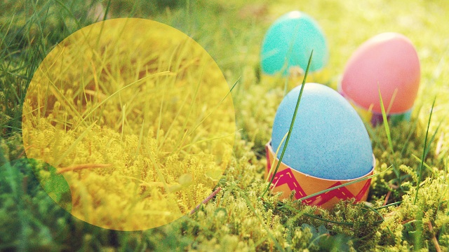 Easter is more than eggs