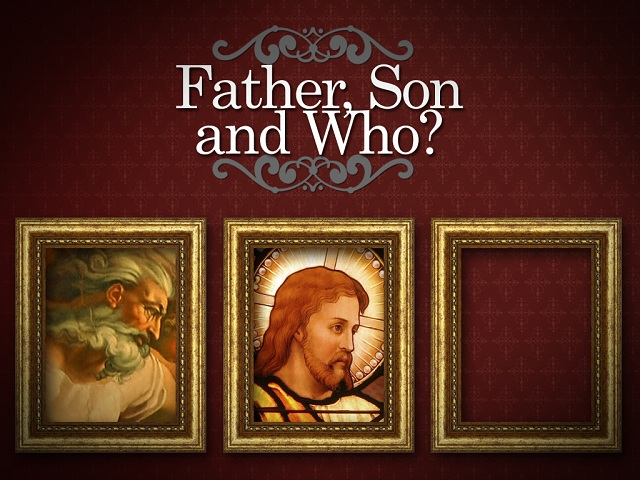 Father, Son and Who? Missing the Holy Spirit