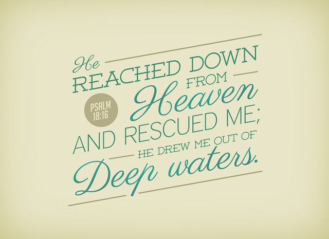 God the Rescuer