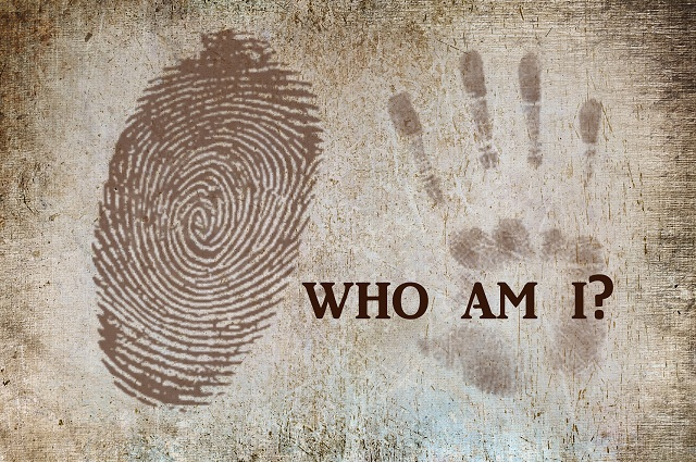 Who Am I? Remind me whose I am.