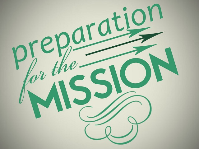 Spiritual disciplines prepares us for mission