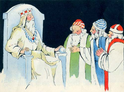 King Herod and Wise Men