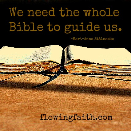 why do christians need the whole Bible