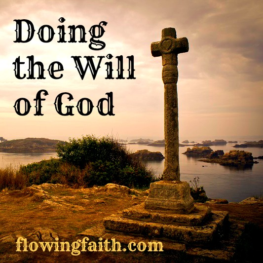 doing the will of God