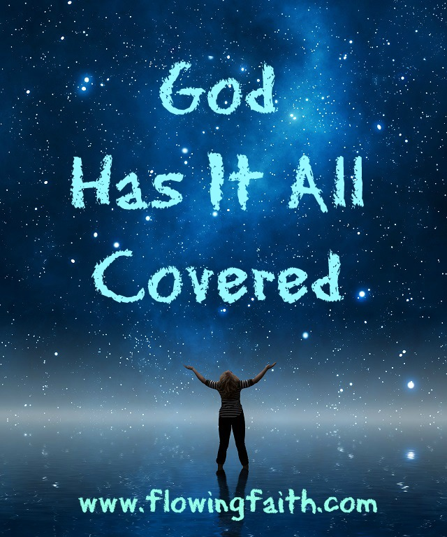 God has it all covered