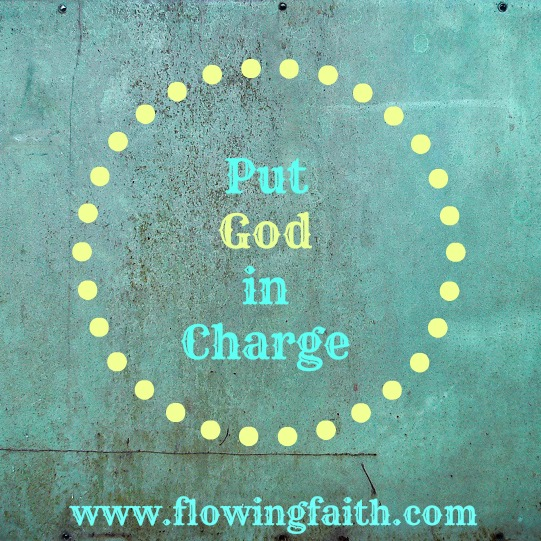 Put God in Charge