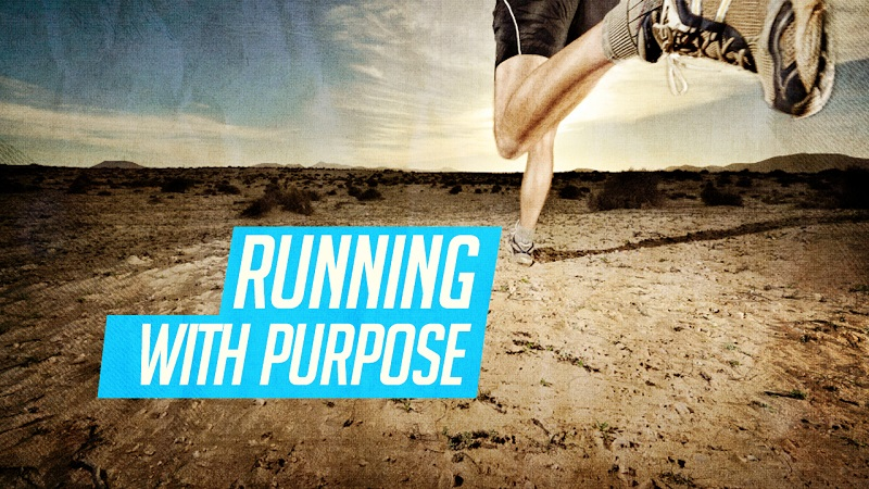 Running with purpose