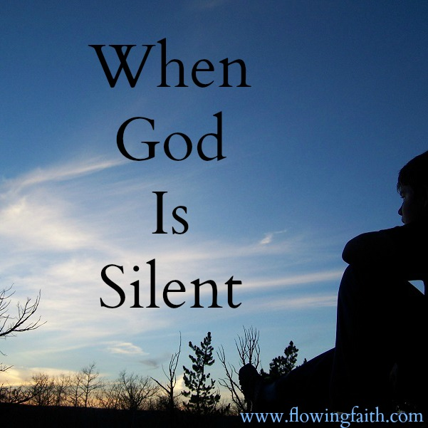 When God is silent