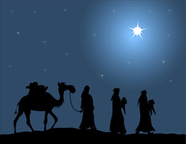 wise men on the way