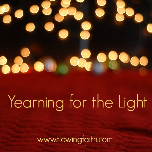 Yearning for the Light