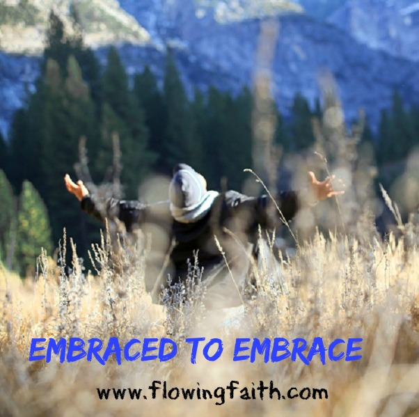 embraced to embrace