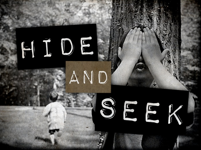hide and seek with God?
