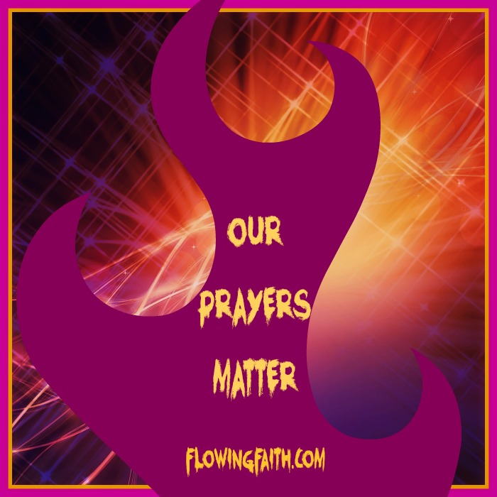 Our Prayers Matter