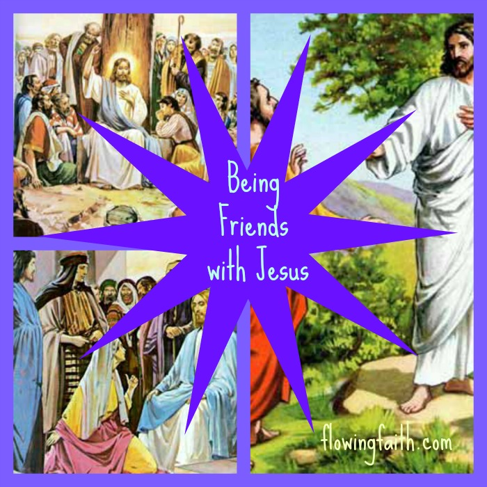 Being Friends with Jesus