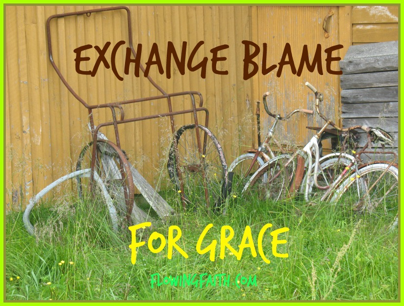 Exchange Blame for Grace