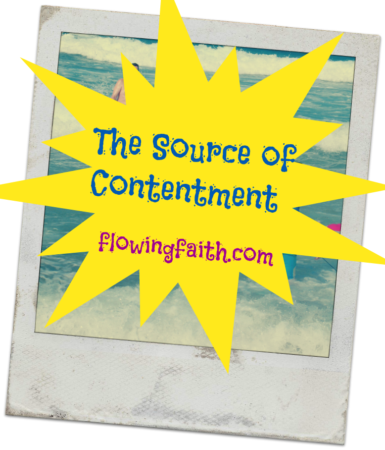 The Source of Contentment