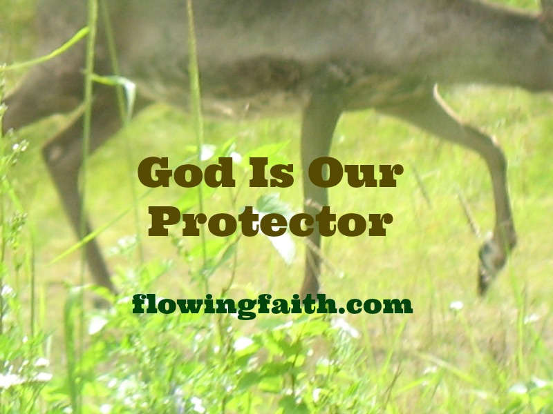 God Is Our Protector