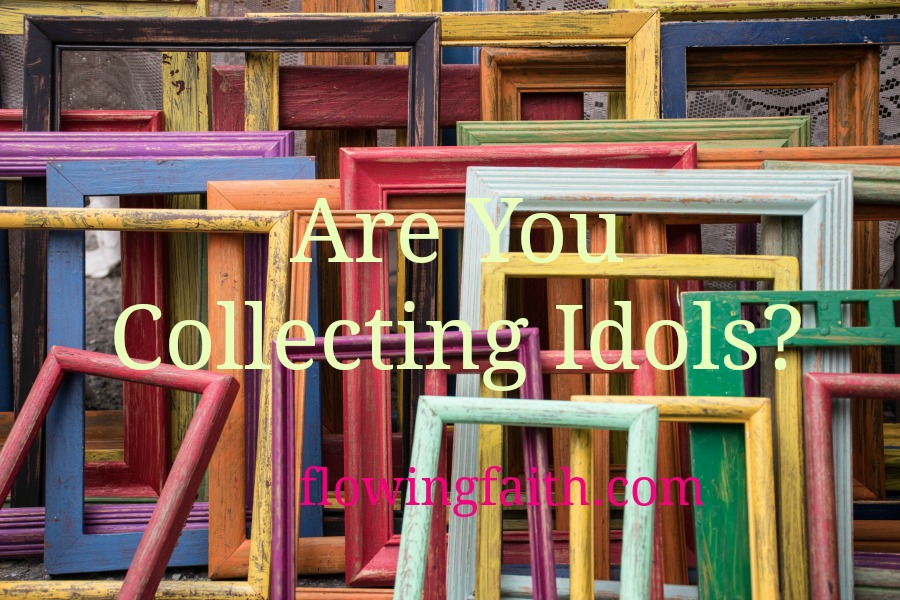 Are you collecting idols?